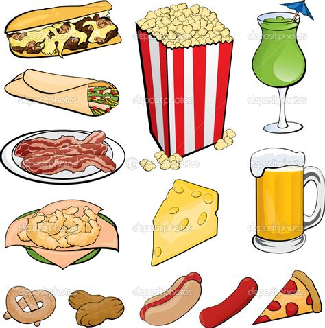food clipart junk food clipart clip of food clipart 2914 clipartwork