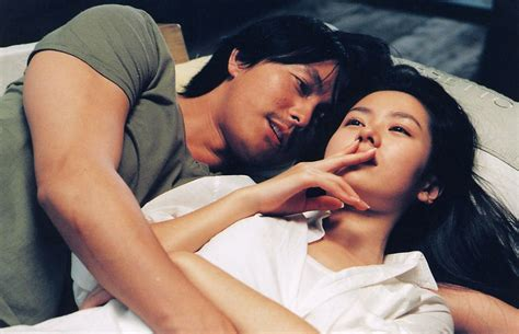 film bagus hot korea a moment to remember korean movie 2004 내 머리 속의 지우개