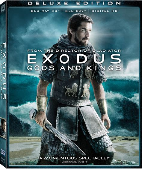 film usciti blu ray exodus gods and kings dvd release date march 17 2015