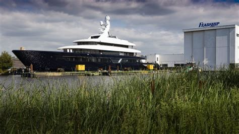 yacht lonian superyacht video building the 87m feadship lonian yacht