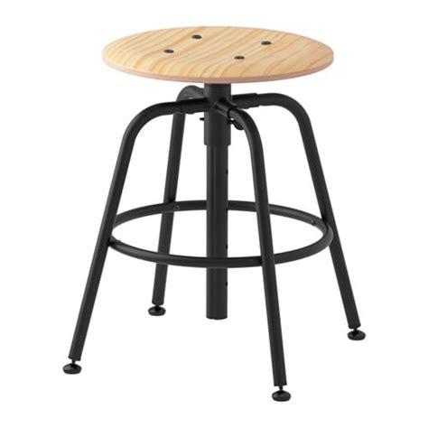 Tabouret Noir Ikea kullaberg tabouret pin noir ikea