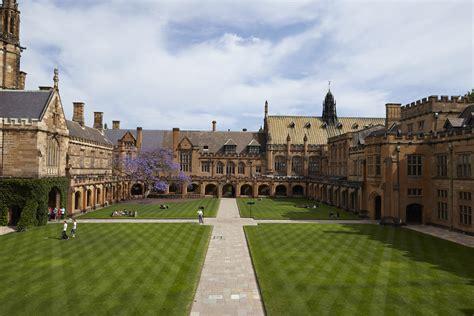 best universities in sydney timeline the of sydney