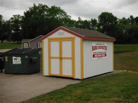 Pre Assembled Storage Sheds by Pre Built Storage Sheds Wisconsin Outdoor Storage Sheds
