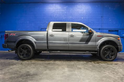 2014 ford fx4 for sale used 2014 ford f 150 fx4 4x4 truck for sale 28379