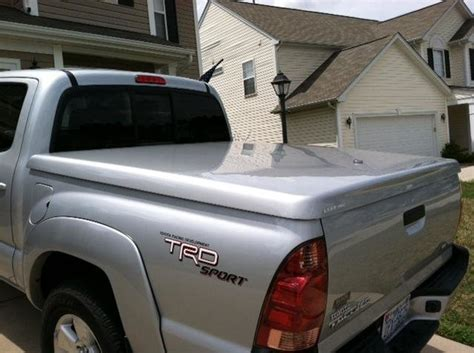 leer bed cover leer 800 fiberglass tonneau cover fs tacoma world