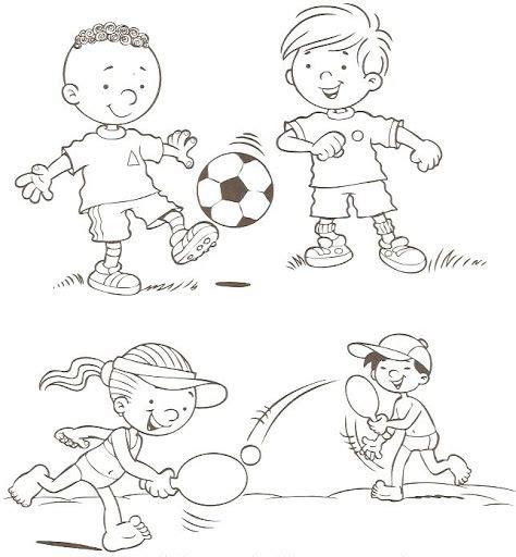 imagenes de juegos naturales para colorear dibujos de ni 241 os patinando cerca amb google dibujos de
