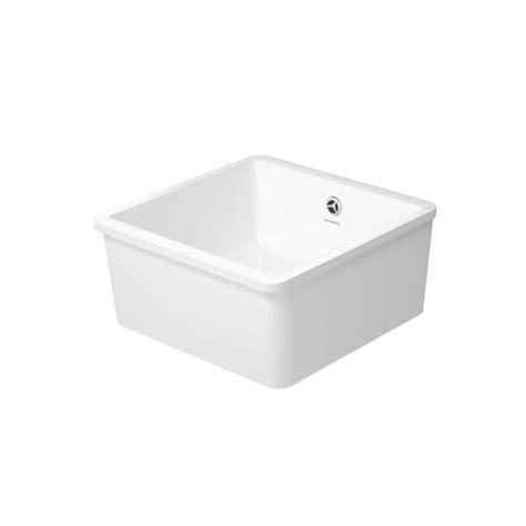 duravit vero 50 undercounter 445x445mm kitchen sink