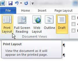 microsoft word normal layout how to return to normal view in word 2010 solve your tech