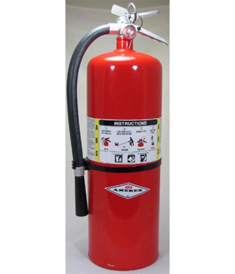 amerex a411 20 lb abc extinguisher extinguisher depot
