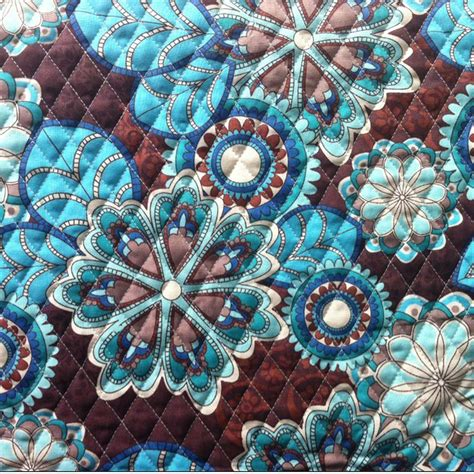 Brown Quilting Fabric by Quilt Fabric Blue Brown Large At Joann