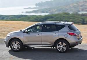 Nissan Murano 2012 The 2012 Nissan Murano Is A Comfortable Roomy Sporty