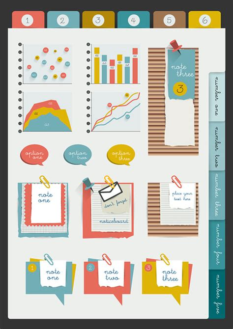 powerpoint templates free vector 55 best infographic templates in psd vectors after