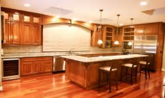 What Type Of Wood Is Best For Kitchen Cabinets Best Of Wood Floor For Kitchen
