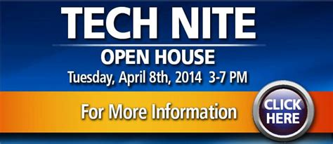 Tech Mba Open House by Save The Date April 8th For Open House New