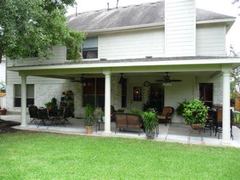 Houston Patios by Patio Covers Houston Interior Design