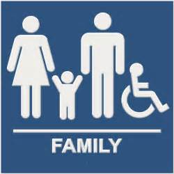 ada compliant restroom signs naag tag inc