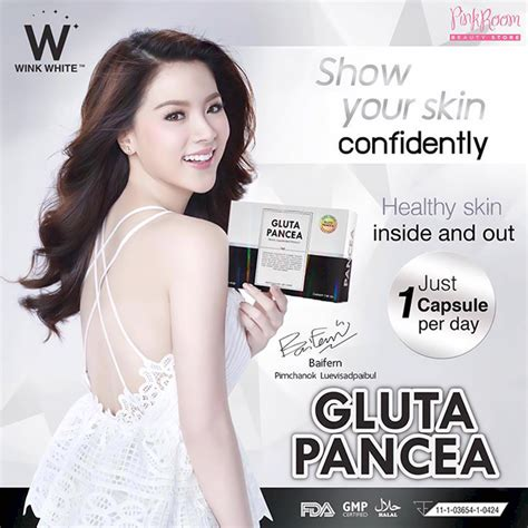 Obral Gluta Pancea By Wink White Thailand Dijamin Original gluta pancea wink white original dietary supplement product thailand