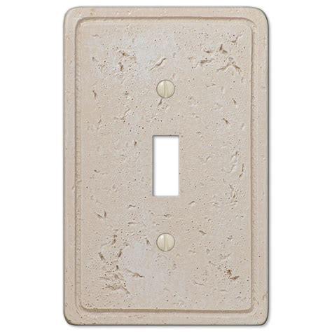amerelle 180ttd baker unfinished alder wood 2 toggle 1 duplex wall plate faux resin 1 toggle wallplate