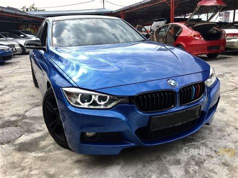 bmw 328i 2013 m sport bmw 328i 2013 m sport 2 0 in selangor automatic sedan blue