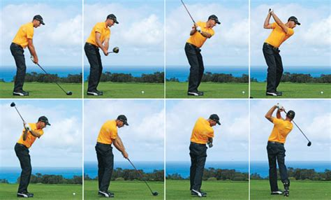 proper way to swing a golf club step by step how to develop more power in your golf swing