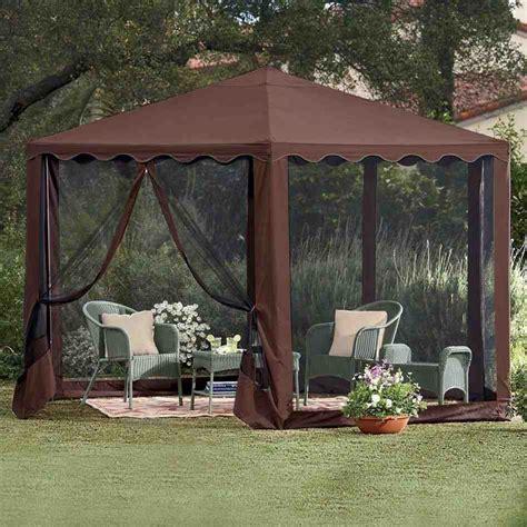 backyard gazebo tent home depot patio furniture covers home furniture design