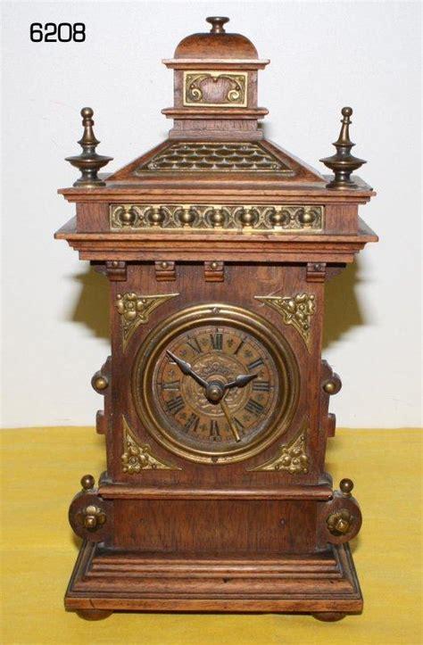 tischuhr lenzkirch tischuhr kaminuhr mit wecker lenzkirch gr 252 nderzeit um 1880