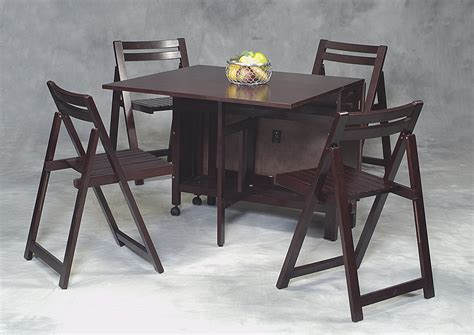 space saving dining table space saving dining table and chairs bukit