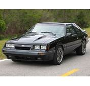 Mezapu 1985 Ford Mustang Specs Photos Modification Info