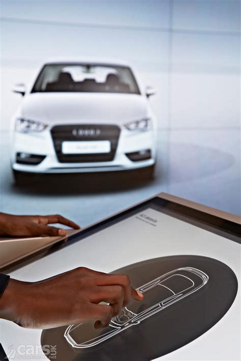 audi launches showrooms  cars  london