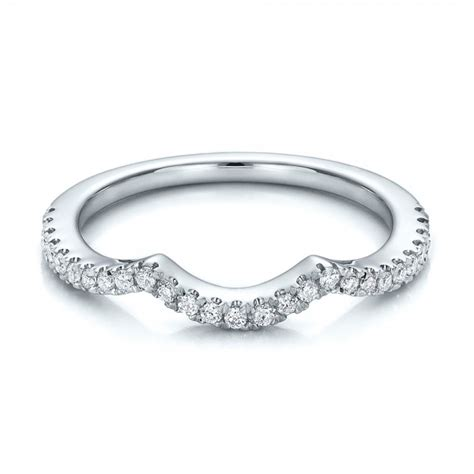 bridal rings diamonds in your wedding band