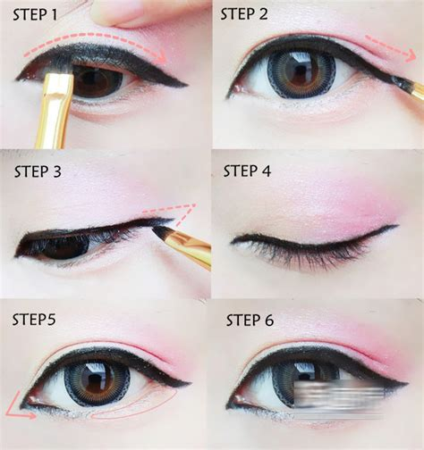 Eyeshadow Jadi Eyeliner this is a makeup idea makeup hairstyles