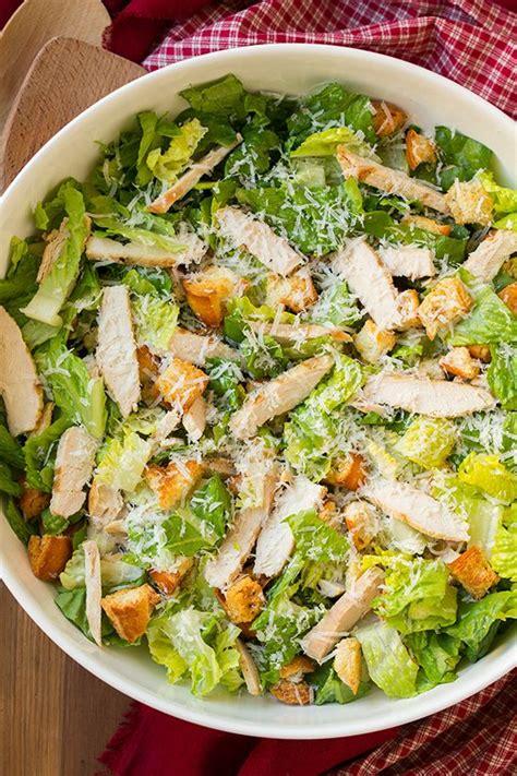 light chicken salad recipe grilled chicken caesar salad no croutons calories