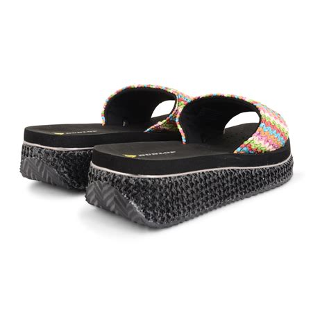 womens dunlop toe post sandals summer shoes