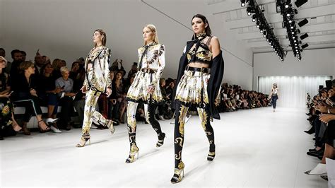 So You Want To Hold A Fashion Show by Versace Summer 2018 Fashion Show Exclusive