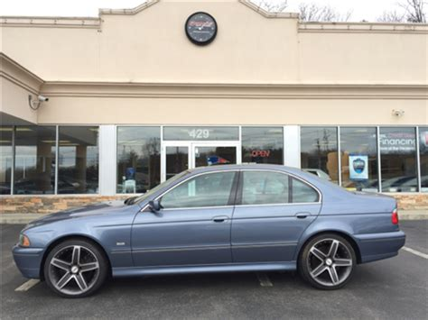 bmw 5 series for sale in ma used 2002 bmw 5 series for sale in massachusetts
