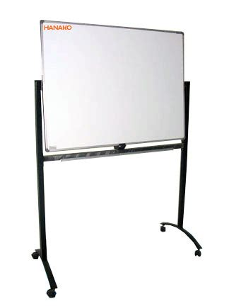 Whiteboard Single Stand 120x180 jual whiteboard hanako 90 215 120 singleface stand