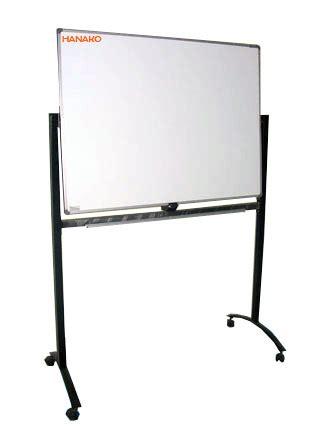 jual whiteboard hanako 90 215 120 singleface stand