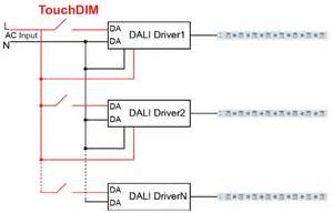 dali lighting control wiring diagram on dimming dali get