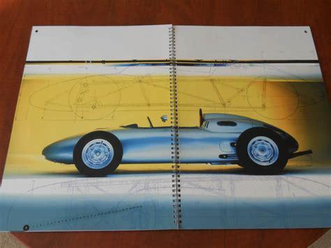 Porsche Museum Book by Porsche Museum Historic Calendar Book Pelican Parts