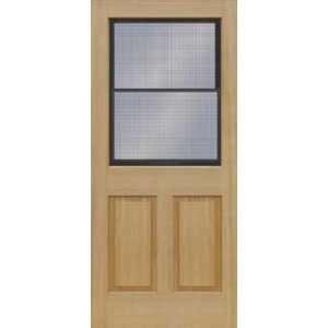 Vented Exterior Door Mahogany Exterior Door With Sidelights N10 Panel Iron Classic Sl 68