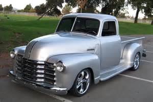 1950s Chevrolet Truck 1950 Chevrolet 3100 Custom 181250