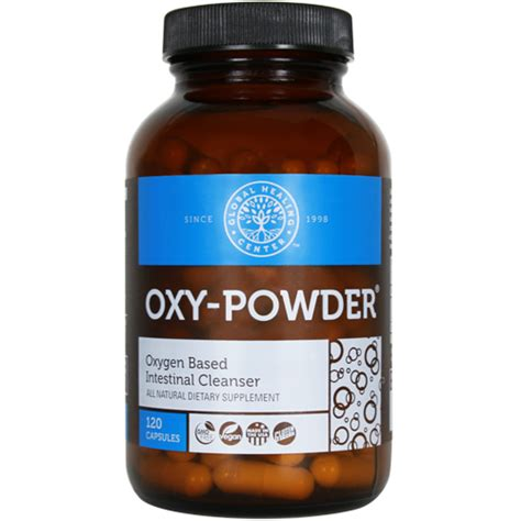 How To Detox From Oxy At Home by Oxy Powder 174 Colon Cleanser