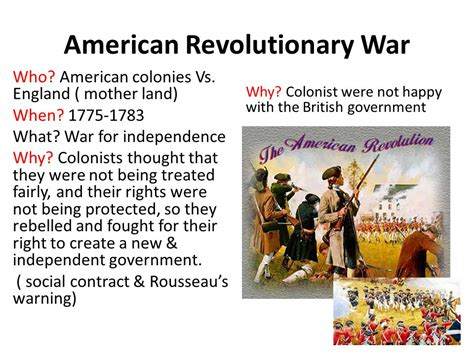 Why The Social Contract Rousseau road to revolution part ii ppt