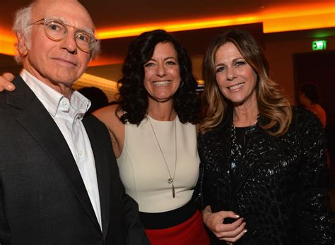 Laurie And Larry David Split by Laurie David And Larry David Photos Photos Zimbio