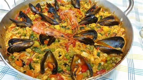 cucinare la paella di pesce paella di pesce non sapevo di avere una mamma con origini