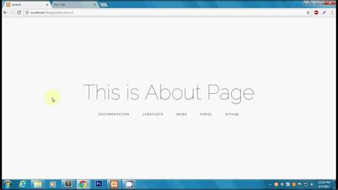 laravel tutorial in bangla laravel 5 4 tutorial series part two introduction to