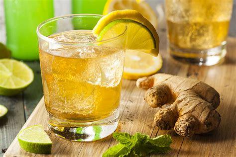 Kaos Minuman Canadian Club Whiskey recette de cocktail canadien au whisky et soda gingembre