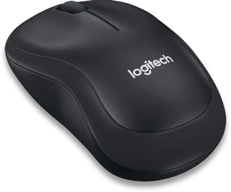 Mouse Logitech M220 m220 silent wireless mouse black