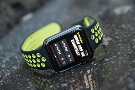 apple nike watch apple watch series 2 and nike edition sport fitness in