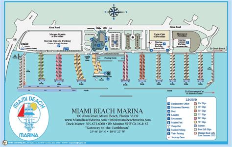 miami beach marina slip reservations miami beach marina